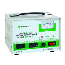 Customed Tnd/SVC Single Phase Series Fully Automatic AC Voltage Regulator/Stabilizer