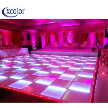 Indoor interactieve P3.91 Dance Floor Led scherm