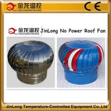 Jinlong industriel Non Power Fan de toit