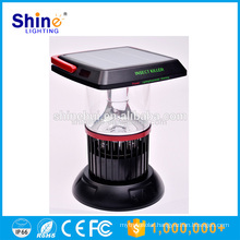 rechargeable mosquito killer lamp / solar mosquito killer light /anti mosquito lamp