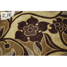 100% Polyester Jacquard Chenille Polsterstoff