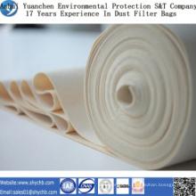 L'usine fournissent directement le sac de filtre de la poussière de composition de PPS pour l'industrie de métallurgie avec l'échantillon gratuit