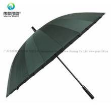 Custom Printing Straight Outdoor Fashion Gift Umbrella