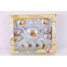 Conjunto de chá de porcelana Conjunto de chá de cerâmica Jogo de chá para crianças