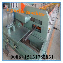 Full Automatic Adjustment C Purlin Roll Forming Machine (C80-300)