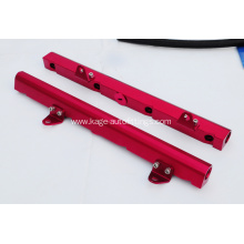 Fuel system accessories fuel rails