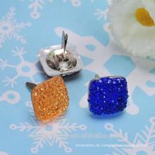 Schöne dekorative Handwerk Produkt dekorative Metall brads