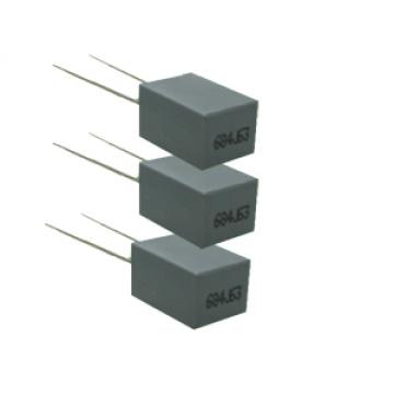 Condensateur de Film Polyester de 5mm mini boîte