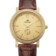 Новые прибывшие известные фирменные женские платья Кварцевые часы