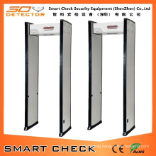 Single Zone Portable Metal Detector Public Safety Metal Detector