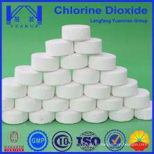 Dióxido de cloro de alta pureza para desinfección de piscinas
