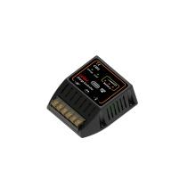Controlador de sistema de energía de batería solar PWM 12V 24V 20A con cargador USB