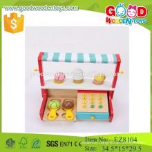 pretend play & preschool wooden shop ice cream toys for kids