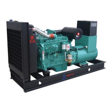 Groupe électrogène diesel silencieux triphasé de 60Hz 120kw 150kVA