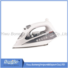 Electric Steam Iron Electric Iron Ssi2830 with Ceramic Soleplate (Gray)