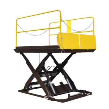 Scissor lift Factory Hydraulic stationary scissor Lift platform
