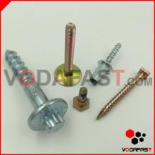 Estándar de calidad de gama completa y sujetador no estándar