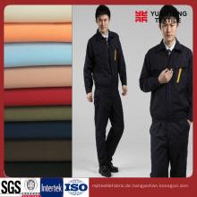 Top Verkauf gute Qualität 100% Baumwolle Workwear Stoffe