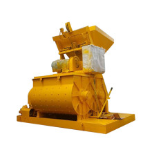 JS500 skid steer gravity twin shaft concrete mixer