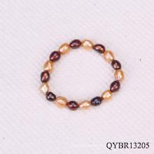 Pulsera de perlas baratos pulseras con perlas
