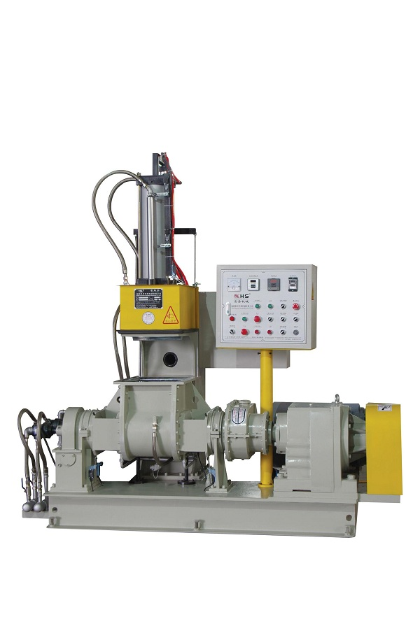 Rubber Plastic Internal Kneader Mixer Machine4