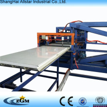 2015 NEW Z-LOCK EPS color steel Sandwich panel machine supplier