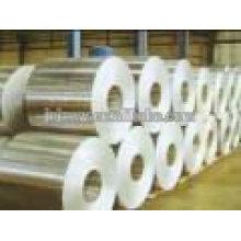 Prix d'usine des rouleaux de bobines d'aluminium pour la construction de bateaux
