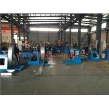 Piezas de aire acondicionado Aluminum Steering Rectangular Opposed Blade Damper como control universal Roll Forming Machine Supplier Vietnam