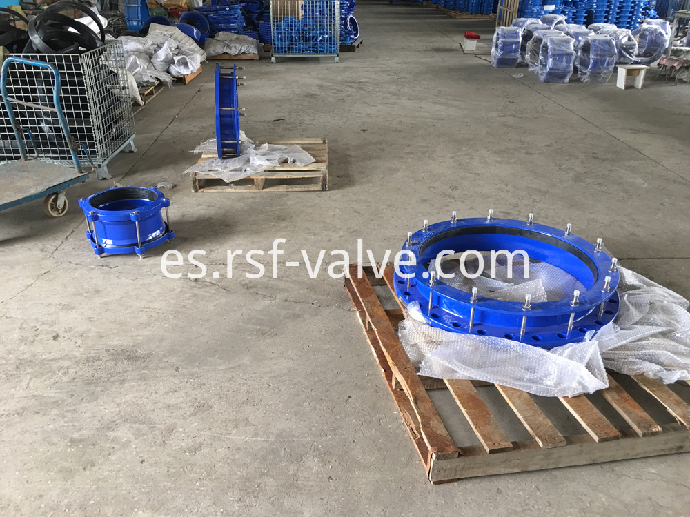 Ductile Iron Flange Adapter 3