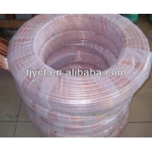 Tubo de cobre para bobina de panqueca C12200