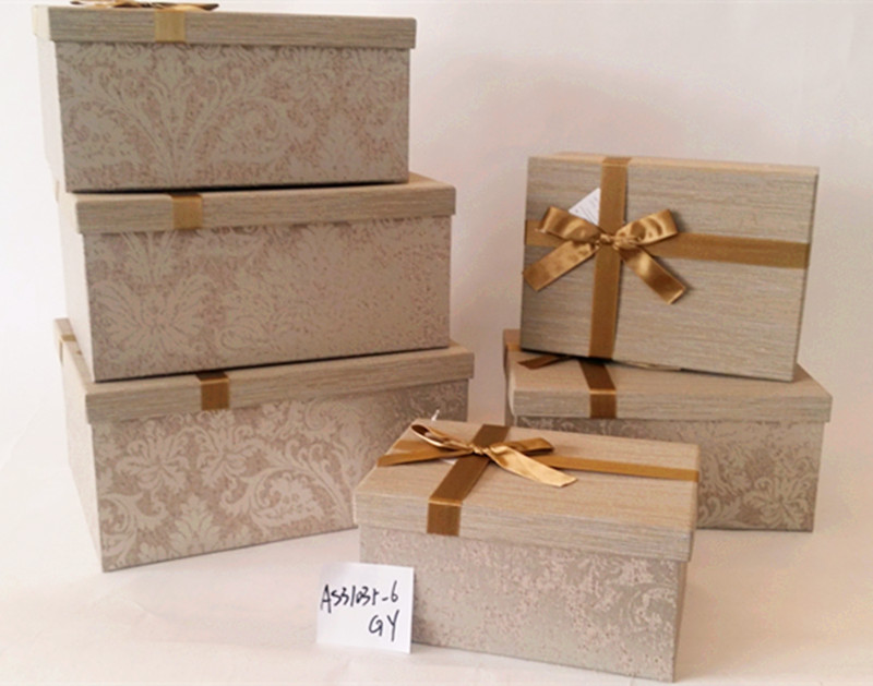 Shopping Decoration Box
