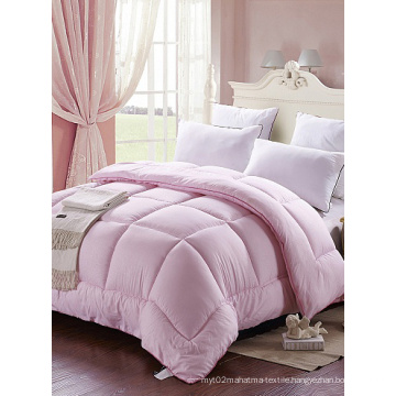 Polyester Fabric Quilt for Hotel Good Selling Quilt F1822