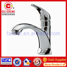 Brass Single handle washibasin tap faucet for bathroom with high quality good price, .ISO9001:2008 Certificate(2736)