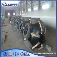 steel floating marine fender (USB6-009)