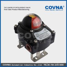 Пневматический шаровой клапан 316 304 cf8m cf8 с позиционером реле давления