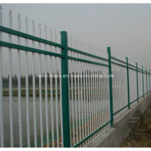 Security Iron Fence/Zinc Steel Fence/ Wire Mesh Fence