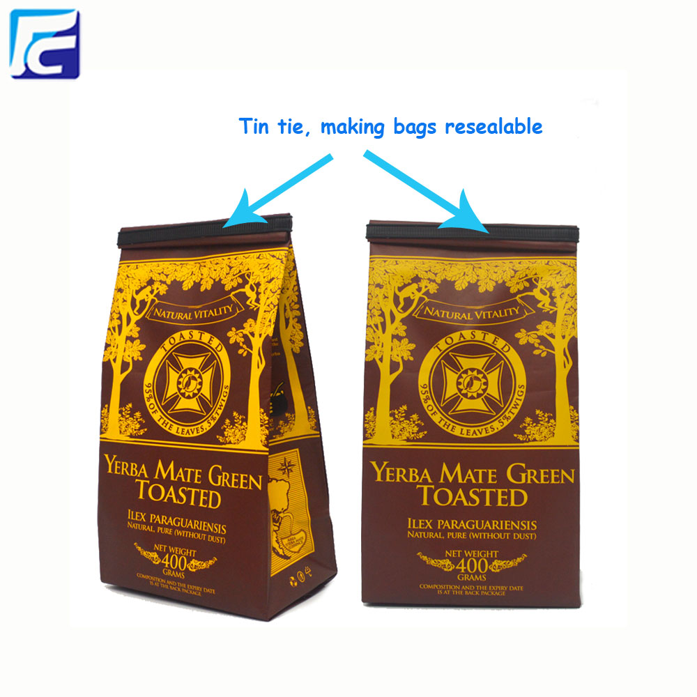 Moisture Proof Coffee Bags