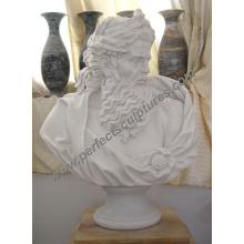Escultura de mármol escultura de piedra escultura busto (SY-S304)