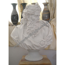 Marmor Skulptur Stein Skulptur Büste Skulptur (SY-S304)