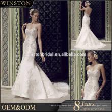 пользовательские популярные новый горячий продавать высокое качество свадебные платья для продажи онлайн