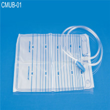 Cmub-1 2000ml Urin-Drainage-Tasche ohne Outlet