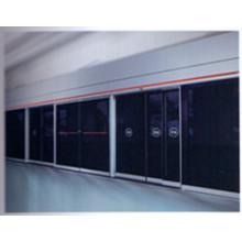 Puerta de la pantalla de la plataforma, puerta segura de Raiwaly