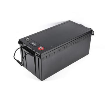 Batterie lithium-ion rechargeable 12v 200ah