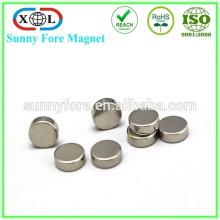 N50 Neodym Magnet 10 x 2 mm Scheibe