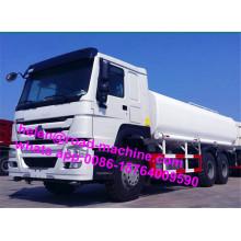Sinotruk Howo 6x4 Water Tanker Carrier