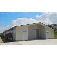 Maison de volaille fermée préfabriquée (KXD-PCH1455)