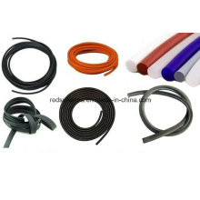 Food Grade Clear Extruded Silicone Rubber Cord