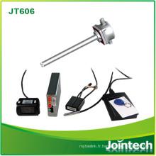 Dispositif de mesure de niveau de carburant pour la solution de surveillance de consommation de carburant de générateur
