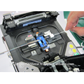 Zuverlässig und einfach zu bedienen LYNX2 mit spielfreien made in Japan, SUMITOMO Schneidwerkzeuge auch erhältlich