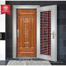 China best selling modern style qualified security door/safety door